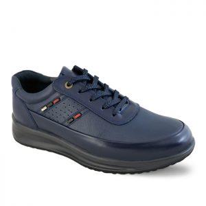 کفش راحتی مردانه نعمتی مدل ادوارد کد 2006 رنگ سرمهای