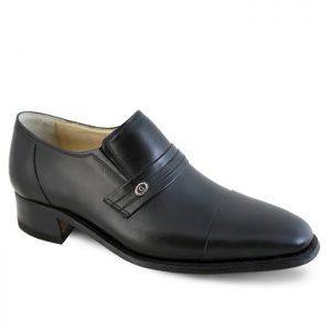 کفش رسمی مردانه نعمتی مدل جاتار کد 126