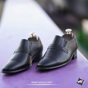 خرید کفش چرم دست دوز مردانه جاتار تبریز