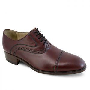 کفش رسمی مردانه نعمتی مدل سامان کد 124