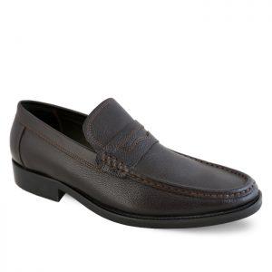 کفش دستدوز چرم نعمتی مدل نفیس کد 123