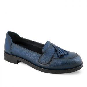 کفش چرم راحتی زنانه راینو چرم کد 101