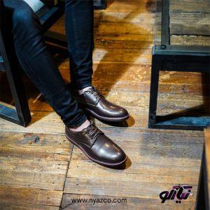 کفش اسکورت مردانه اکو
