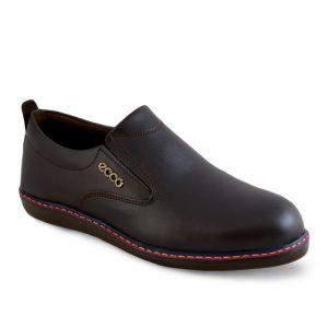 کفش رسمی مردانه تبریز طرح اکو مدل اسکورت کد T66