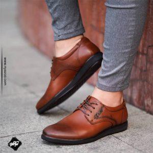 کفش چرم بوته