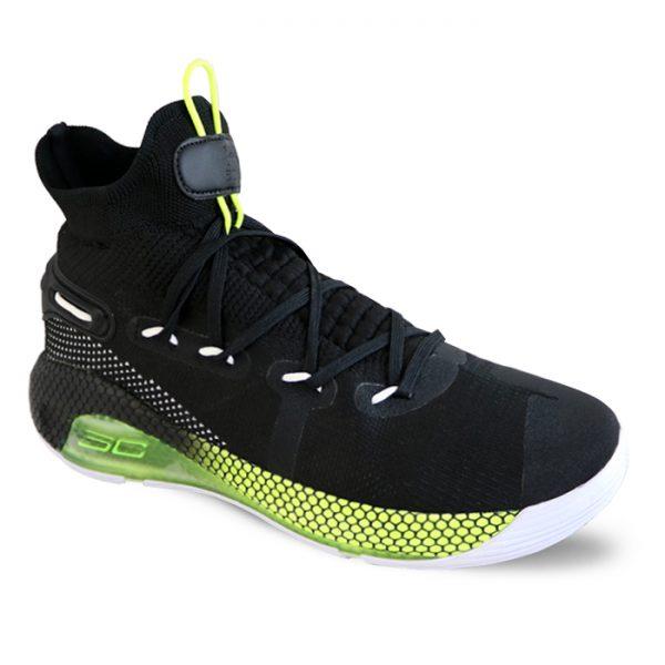 کفش اسپرت مردانه آندر آرمور مدل کری 6 رنگ سبز