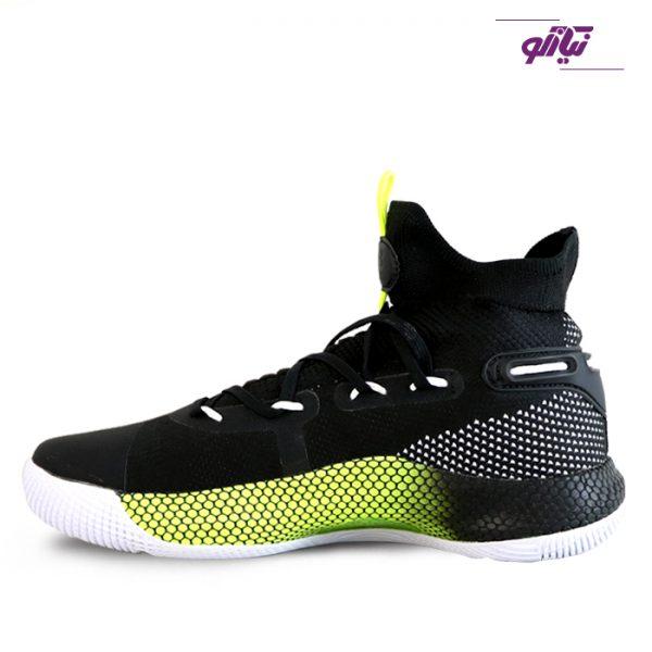 خرید کفش اسپرت مردانه آندر آرمور مدل کری 6 رنگ سبز از نیازکو