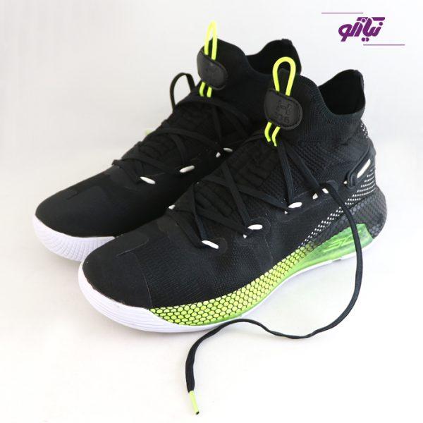 خرید کفش اسپرت مردانه آندر آرمور مدل کری 6 رنگ سبز از فروشگاه نیازکو