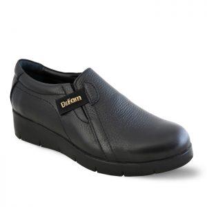 کفش چرم راحتی زنانه دکتر فام مدل 197