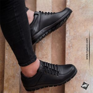 خرید کفش چرم مردانه نایس فرزین