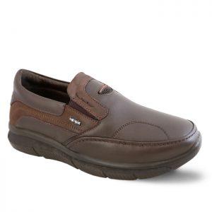 کفش چرم راحتی مردانه فرزین مدل ونتوسا