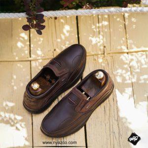 خرید کفش چرم مردانه ونتوسا