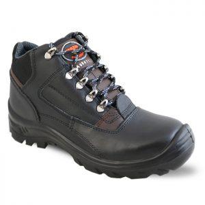 کفش ایمنی نیواکولوژیک مردانه فرزین مدل مهندسی کد 980