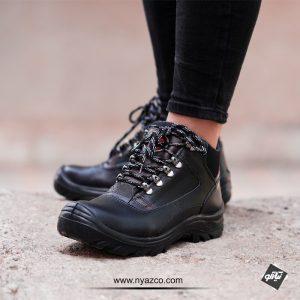 خرید کفش ایمنی مهندسی فرزین