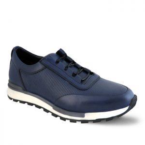 کفش اسپرت مردانه جی سی مدل رابرتو جدید رنگ آبی
