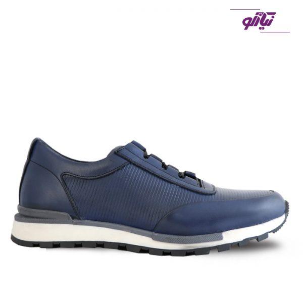 خرید کفش اسپرت مردانه جی سی مدل رابرتو جدید رنگ آبی