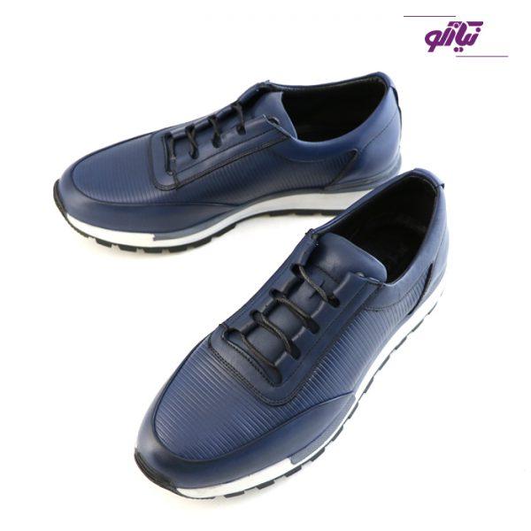 خرید اینترنتی کفش اسپرت مردانه جی سی مدل رابرتو جدید رنگ آبی
