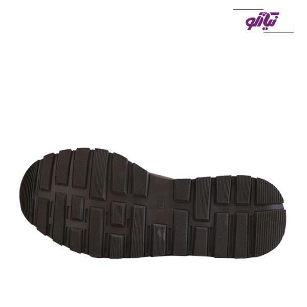 خرید کفش اسپرت مردانه جی سی مدل رابرتو جدید رنگ قهوهای از سایت نیازکو
