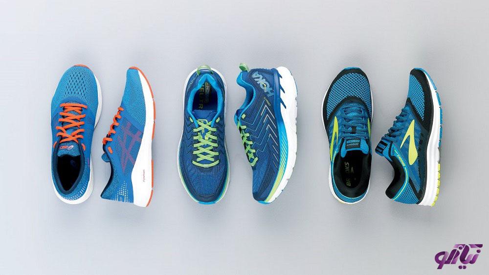 کفش های ورزشی چگونه ساخته میشوند؟