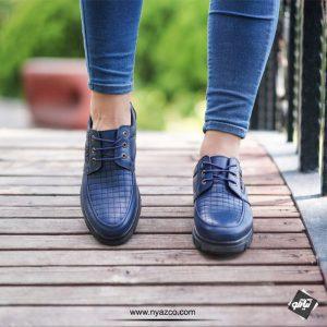 خرید کفش چرم مردانه رونیز تبریز