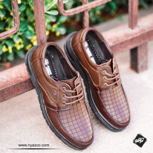 خرید کفش چرم کلارک