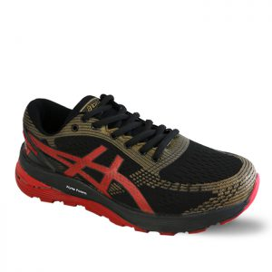 کفش اسپرت مردانه طرح آسیکس 21 رنگ مشکی