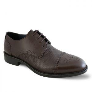 کفش چرم رسمی مردانه نعمتی مدل آرتور کد 2027