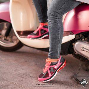 بنر تبلیغاتی کفش زنانه نایک مدل فیت سول