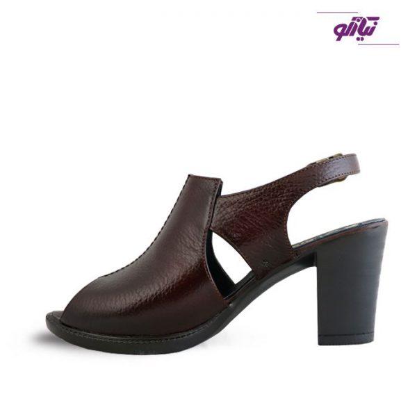 کفش پاشنه داره زنانه دستدوز