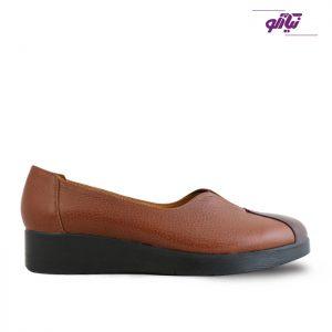 خرید کفش چرم راحتی زنانه راینو چرم کد 107