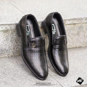 خرید کفش مردانه چرم مازراتی