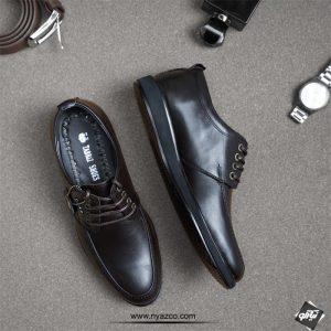 کفش مردانه اکو ساعتی