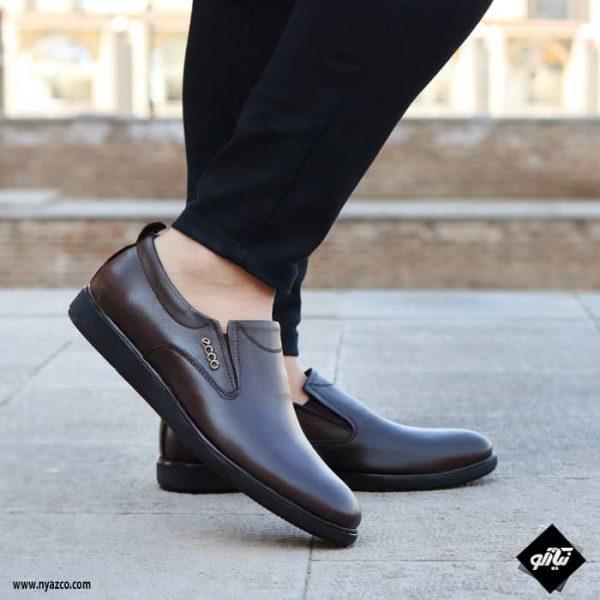 کفش مردانه طرح اکو کد T35