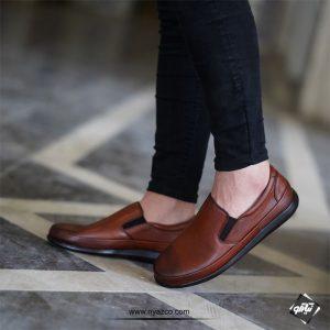 بهترین کفش چرم طبی مردانه