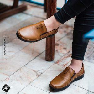 خرید کفش چرم مردانه فورس