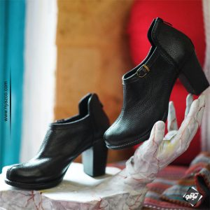 کفش چرم زنانه راینو 20