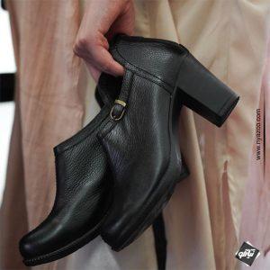خرید کفش چرم زنانه راینو20