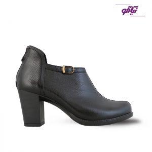 کفش چرم زنانه دستدوز راینو