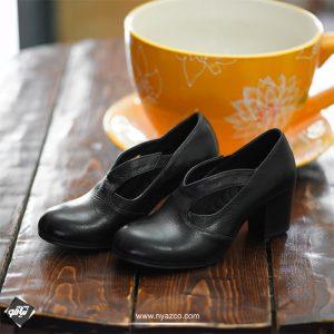 کفش زنانه چرم تبریز