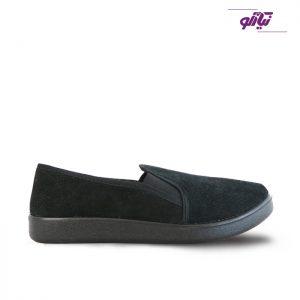 خرید کفش روزمره مردانه ترکان مدل مخمل کد T05