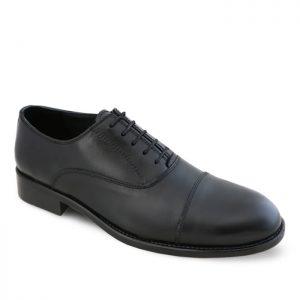کفش کلاسیک مردانه سرپنجه دار توران مدل 111
