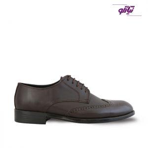 خرید کفش کلاسیک مردانه هشت ترک توران مدل 118