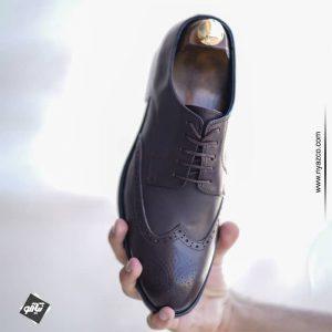 کفش مردانه هشت ترک توران
