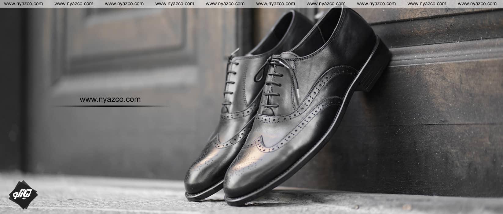 خرید کفش کلاسیک مردانه توران