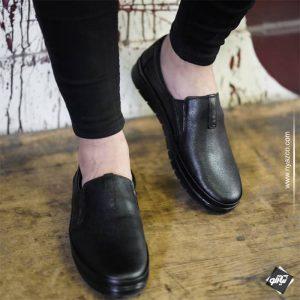 کفش چرم طبی فورس