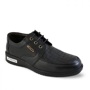 کفش چرم مردانه کلارک مدل رونیز