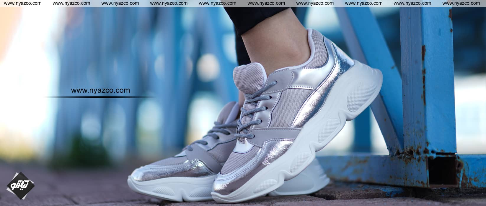 کفش اسپرت زنانه ترکیه
