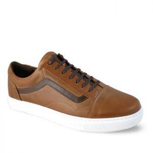 کفش اسپرت مردانه چرم مدل ونس