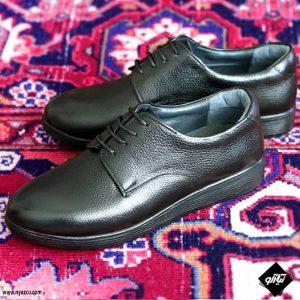 کفش چرم زنانه مدل معلم