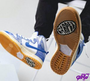 کفش نایک SB و کمپانی کارپت 3